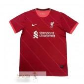 Concepto Divise Calcio Prima Liverpool 2021 2022