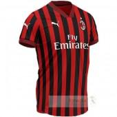 Concepto Divise calcio AC Milan 2019 2020 Rosso