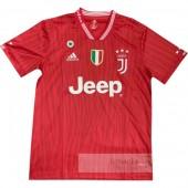 Concepto Divise calcio Juventus 2019 2020 Rosso