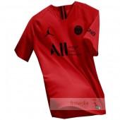 Concepto Divise calcio Paris Saint Germain 2019 2020 Rosso