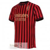 Divise Calcio AC Milan 120th