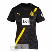 Divise Calcio Away Donna Borussia Dortmund 2020 2021