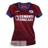 Divise Calcio Away Donna Cruz Blu 2020 2021