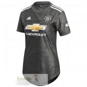 Divise Calcio Away Donna Manchester United 2020 2021