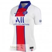 Divise Calcio Away Donna Paris Saint Germain 2020 2021
