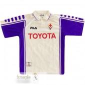 Divise Calcio Away Fiorentina Retro 1999 2000