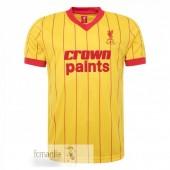 Divise Calcio Away Liverpool Retro 1982 1983
