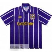 Divise Calcio Away Manchester City Retro 1993 1994