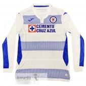 Divise Calcio Away Manica Lunga Cruz Blu 2020 2021