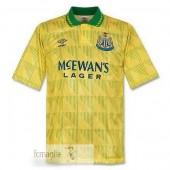 Divise Calcio Away Newcastle United Retro 1991