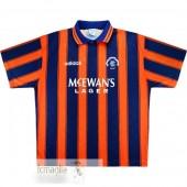 Divise Calcio Away Rangers Retro 1993 1994