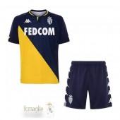 Divise Calcio Away Set Bambino AS Monaco 2020 2021