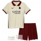 Divise Calcio Away Set Bambino AS Roma 2020 2021