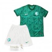 Divise Calcio Away Set Bambino Arabia Saudita 2020