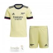 Divise Calcio Away Set Bambino Arsenal 2021 2022