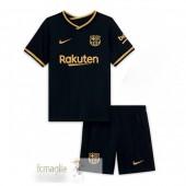 Divise Calcio Away Set Bambino Barcelona 2020 2021