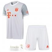 Divise Calcio Away Set Bambino Bayern Monaco 2020 2021