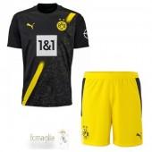 Divise Calcio Away Set Bambino Borussia Dortmund 2020 2021