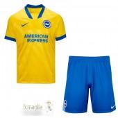 Divise Calcio Away Set Bambino Brighton 2020 2021