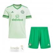 Divise Calcio Away Set Bambino Celtic Glasgow 2020 2021