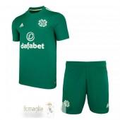 Divise Calcio Away Set Bambino Celtic Glasgow 2021 2022