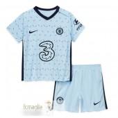 Divise Calcio Away Set Bambino Chelsea 2020 2021