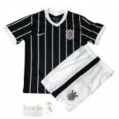 Divise Calcio Away Set Bambino Corinthians Paulista 2020 2021