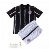 Divise Calcio Away Set Bambino Corinthians Paulista 2021 2022