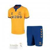 Divise Calcio Away Set Bambino Everton 2020 2021