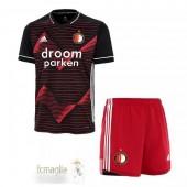 Divise Calcio Away Set Bambino Feyenoord Rotterdam 2020 2021