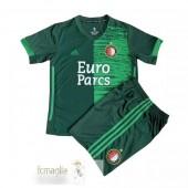 Divise Calcio Away Set Bambino Feyenoord Rotterdam 2021 2022