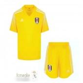 Divise Calcio Away Set Bambino Fulham 2020 2021