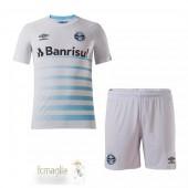 Divise Calcio Away Set Bambino Grêmio 2021 2022