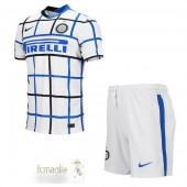 Divise Calcio Away Set Bambino Inter Milan 2020 2021