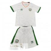 Divise Calcio Away Set Bambino Irlanda 2020