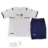 Divise Calcio Away Set Bambino Italia 2021