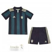 Divise Calcio Away Set Bambino Leeds United 2020 2021