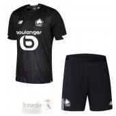 Divise Calcio Away Set Bambino Lille 2020 2021