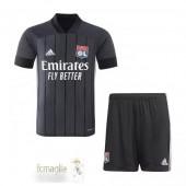 Divise Calcio Away Set Bambino Lione 2020 2021