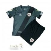 Divise Calcio Away Set Bambino Rayo Vallecano 2020 2021