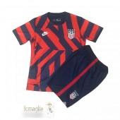 Divise Calcio Away Set Bambino Stati Uniti 2021