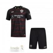 Divise Calcio Away Set Bambino Stuttgart 2020 2021