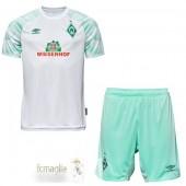 Divise Calcio Away Set Bambino Werder Bremen 2020 2021