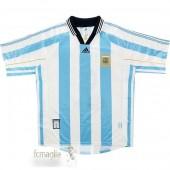 Divise Calcio Prima Argentina Retro 1998