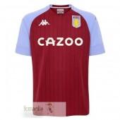 Divise Calcio Prima Aston Villa 2020 2021