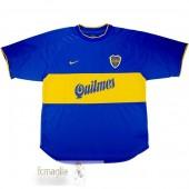 Divise Calcio Prima Boca Juniors Retro 2000 2001
