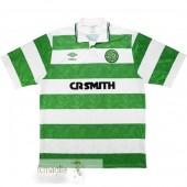 Divise Calcio Prima Celtic Retro 1989 1991