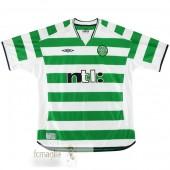 Divise Calcio Prima Celtic Retro 2001 2003