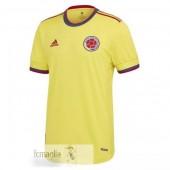 Divise Calcio Prima Colombia 2021
