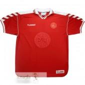 Divise Calcio Prima Danimarca Retro 1998